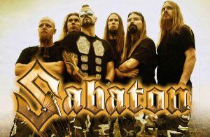sabaton-band